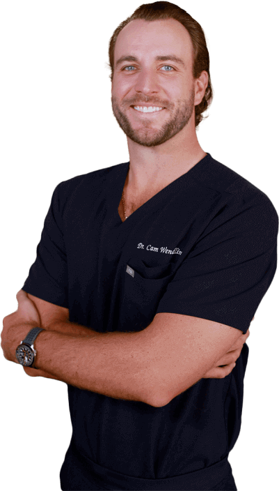 Dallas Texas Oral Surgeon Doctor Cam Wendling