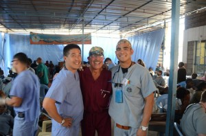 Dr Robert A. Weinstein on dental mission in Kenya