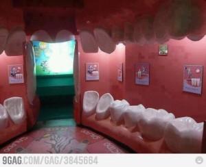 Dental office or museum exhibit?